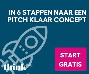 In 6 stappen van ondernemersidee naar een pitch-klaar concept?