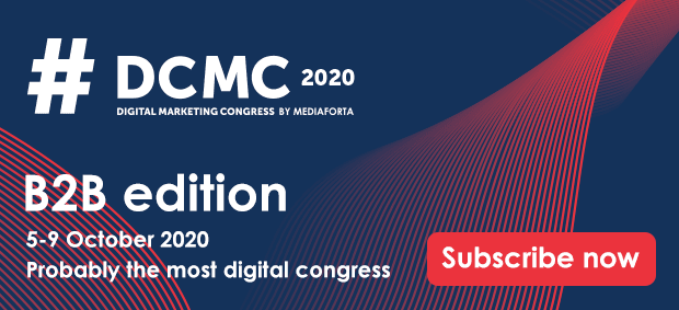 Digital Content Marketing Congress 2020.