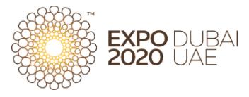 Ga mee met Bloovi naar de Wereld Expo in Dubai.