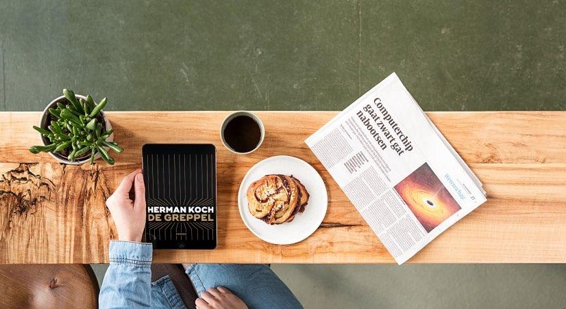 Eindelijk: Bol .com lanceert Netflix voor boeken