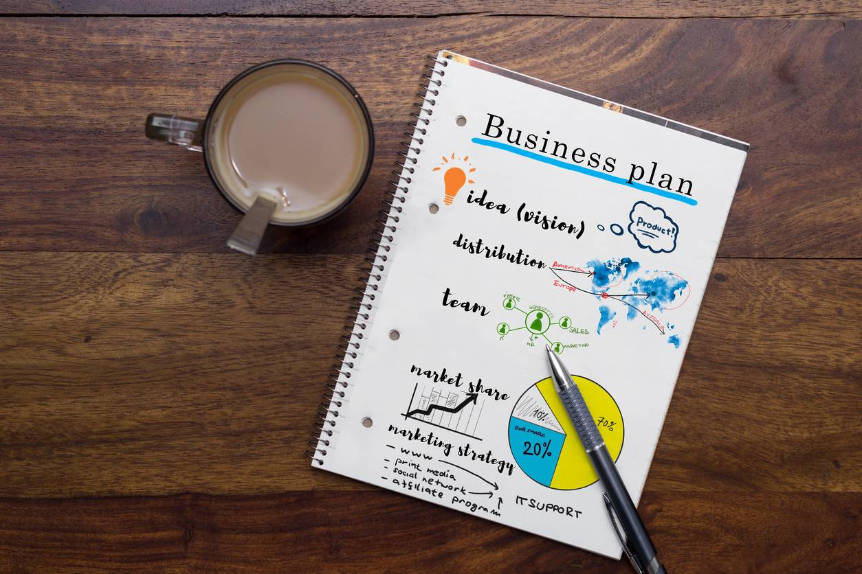 Should i write my own business plan