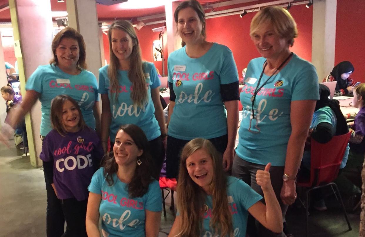 Oprichtster CoderDojo België: 'Ik geloof de gaten in het onderwijs te kunnen dichten'
