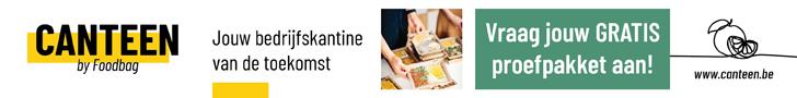 Belgische maaltijdboxleverancier Foodbag lanceert met nieuw concept de 'bedrijfskantine van de toekomst'