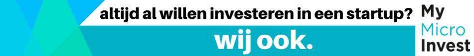 Al gehoord van equity crowdfunding? Deze Brusselse ondernemer gooide er hoge ogen mee: