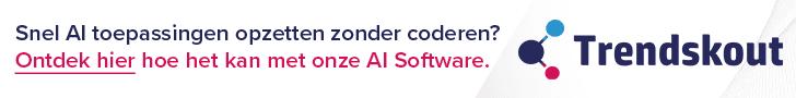 De democratisering van AI is op komst: deze start-up maakt Artificiële Intelligentie toegankelijk voor de grote massa van bedrijven