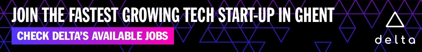 """Gents techbedrijf zoekt versterking voor zijn beleggingsapp: """"We hebben de speelruimte van een start-up maar ook de middelen en omkadering van ons moederbedrijf"""""""