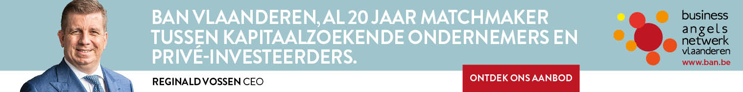 """Hoe de CEO van MobieTrain zijn traject bij BAN Vlaanderen heeft ervaren: """"Als founder heb je early believers nodig die willen meegaan in je verhaal"""""""