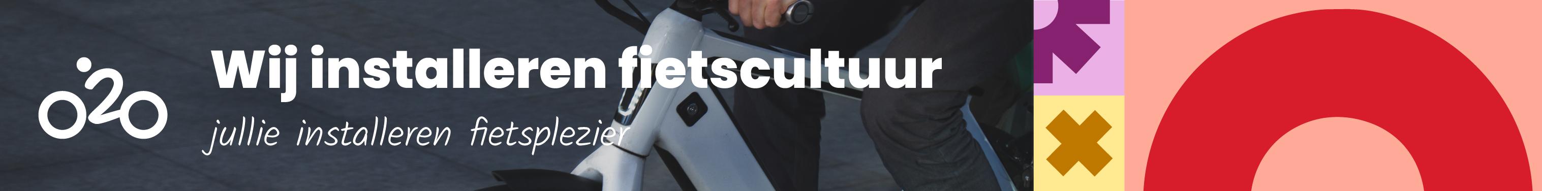 Hoe deze twee broers bij zoveel mogelijk bedrijven een echte fietscultuur willen installeren