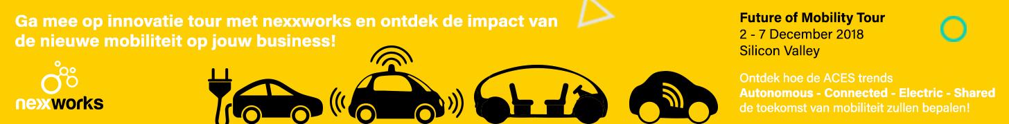 """Vlaamse automotive ondernemer: """"Wie weet, komt de grote doorbraak van zelfrijdende wagens wel van Carrefour of Colruyt"""""""