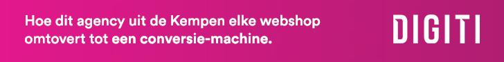 Hoe dit Kempens agency webshops omtovert tot een conversie-machine