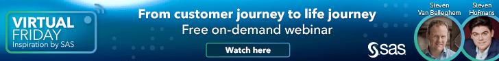 """Customer experience in het nieuwe normaal: """"Bedrijven moeten hun focus verleggen van de customer journey naar de life journey"""""""