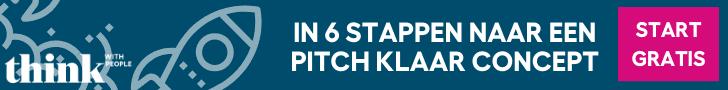 In 6 stappen van ondernemersidee naar een pitch-klaar concept? Dankzij deze unieke kit kan het