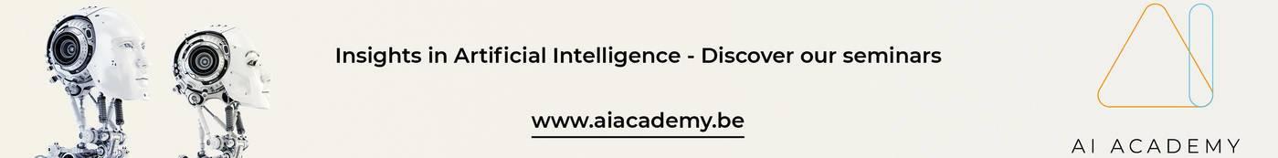 Tweede Artificial Intelligence Academy stoomt Vlaamse ondernemers opnieuw klaar voor de toekomst