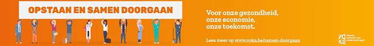 """Voka-topman Hans Maertens: """"De wendbaarheid en veerkracht die onze ondernemingen laten zien, is hoopgevend"""""""