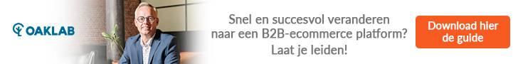 """Waarom replatforming noodzakelijk is voor B2B e-commerce: """"België heeft de eerste e-commerce trein gemist, bedrijven moeten nu wakker worden en op de tweede trein springen"""""""