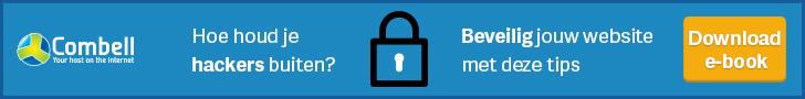 Hoe veilig is jouw site eigenlijk? Zo houd je hackers buiten (ebook):
