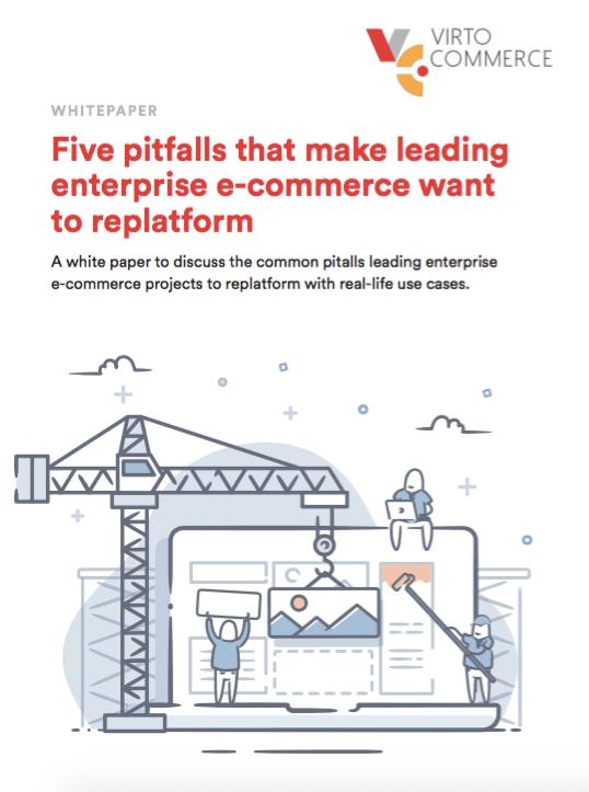 E-book: vijf valkuilen bij implementatie van B2B e-commerce