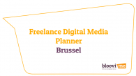 Freelance Digital Media Planner (3 maanden)